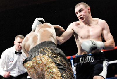 Johnny Garton